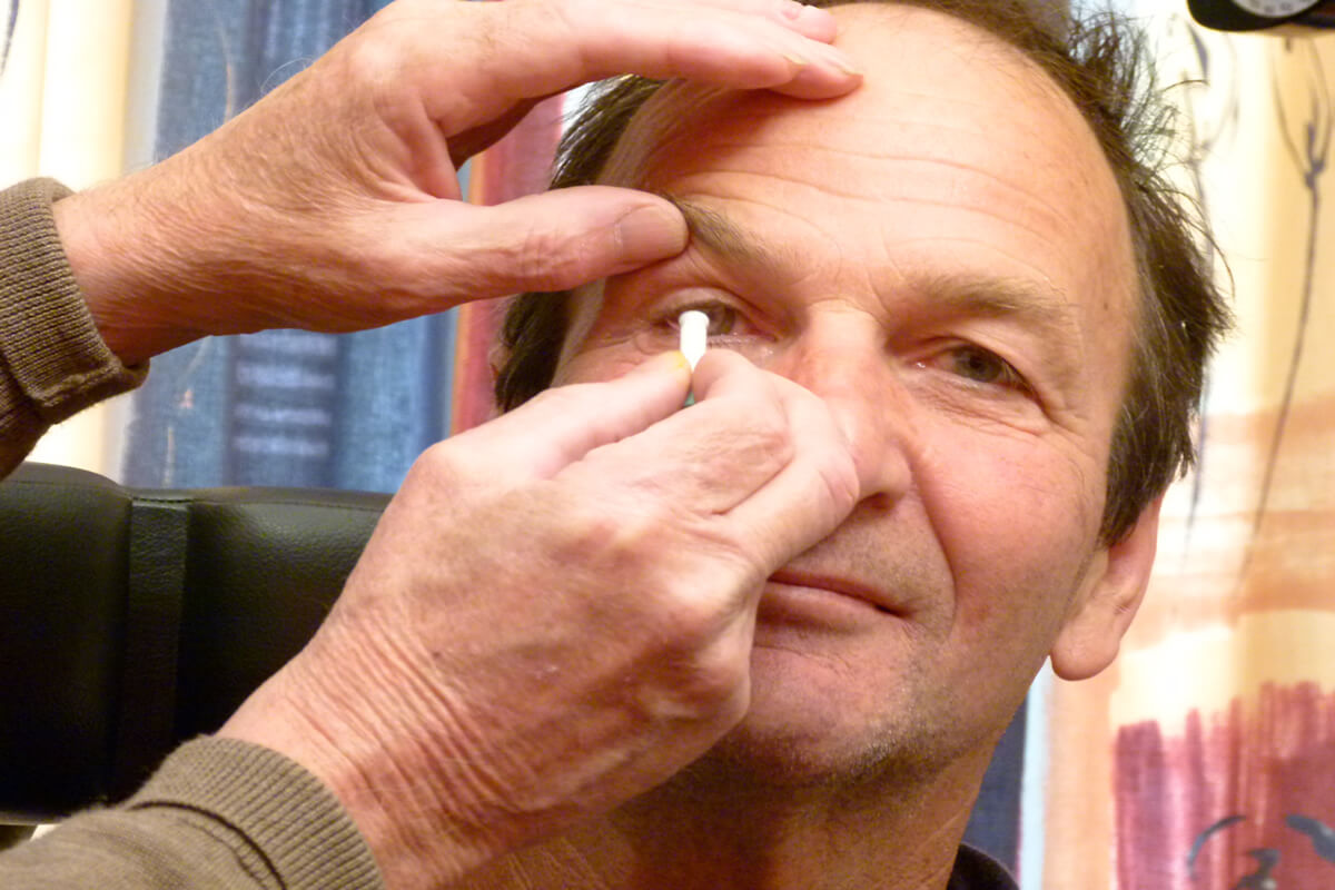 Contact Lens Fitting Available At Noel Templeton Optometrists