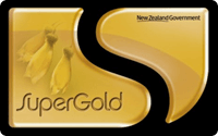 Discount For SuperGold Card Holders At Noel Templeton Optometrists