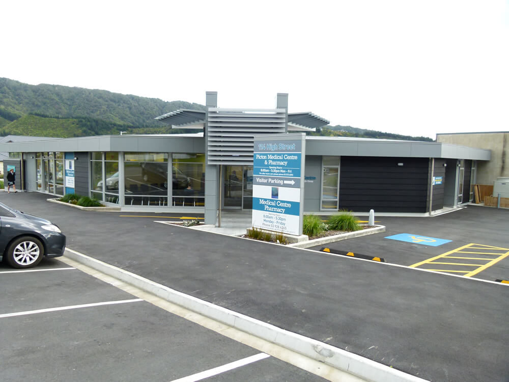 Location Of Noel Templeton Optometrists In Picton