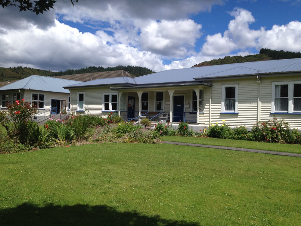 Location Of Noel Templeton Optometrists In Reefton