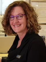 Theresa Anthony Is The Dispensing Optician At Noel Templeton Optometrists