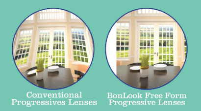 Best Progressive Lenses Personalised